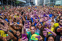 NOVA YORK (EUA) 01.09.2019 - BRAZILIAN-DAY - Publico durante brazilian Day na cidade de Nova York neste domingo, 01. (Foto: Vanessa Carvalho/Brazil Photo Press)