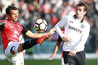 Futbol 2017 Clausura Colo Colo vs Antofagasta