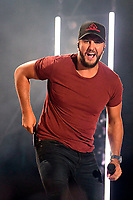 09 June 2019 - Nashville, Tennessee - Luke Bryan. 2019 CMA Music Fest Nightly Concert held at Nissan Stadium. Photo Credit: Dara-Michelle Farr/AdMedia<br /> CAP/ADM/FRB<br /> ©FRB/ADM/Capital Pictures
