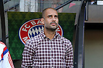 06 August 2014: Bayern head coach Pep Guardiola (ESP). The Major League Soccer All-Stars played Bayern Munich of the German Bundesliga at Providence Park in Portland, Oregon in the 2014 MLS All-Star Game.