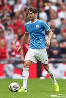 John Stones of Manchester City during the FA Community Shield match between Liverpool and Manchester City at Wembley Stadium on August 4th 2019 in London, England. (Photo by John Rainford/phcimages.com)<br /> Foto PHC/Insidefoto <br /> ITALY ONLY
