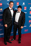 Carlos Marrero and Enrique Sarasota attends to the photocall of the Gala Sida at Palacio de Cibeles in Madrid. November 21, 2016. (ALTERPHOTOS/Borja B.Hojas)