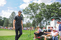 Thomas Pieters (BEL) makes his way to the 4th tee during Sunday's final round of the World Golf Championships - Bridgestone Invitational, at the Firestone Country Club, Akron, Ohio. 8/6/2017.<br /> Picture: Golffile | Ken Murray<br /> <br /> <br /> All photo usage must carry mandatory copyright credit (&copy; Golffile | Ken Murray)