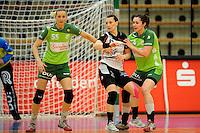 v.l.n.r. Alena Vojtiskova (FAG), Diane Lamein (BSV), Jenny Karolius (FAG)