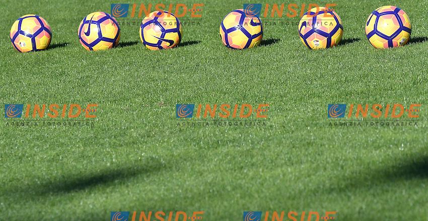 Balls Palloni <br /> Empoli 30-10-2016 Stadio Castellani <br /> Football Calcio Serie A 2016/2017 Empoli - AS Roma Foto Andrea Staccioli / Insidefoto