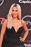 LOS ANGELES, USA. July 10, 2019: Catherine Joy Perry, aka Lana, at the 2019 ESPY Awards at the Microsoft Theatre LA Live.<br /> Picture: Paul Smith/Featureflash