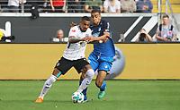 Kevin-Prince Boateng (Eintracht Frankfurt) gegen Kevin Akpoguma (TSG 1899 Hoffenheim) - 08.04.2018: Eintracht Frankfurt vs. TSG 1899 Hoffenheim, Commerzbank Arena