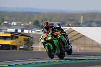 #3 AM MOTO RACING COMPETITION (FRA) KAWASAKI ZX 10R SUPERSTOCK PILOT JULIEN (FRA) PROKOP JANUSCH (GER) STOLL CLEMENT (FRA)