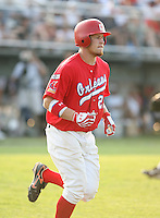 July 28th 2007:  Dennis Raben during the Cape Cod League All-Star Game at Spillane Field in Wareham, MA.  Photo by Mike Janes/Four Seam Images