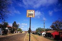 Lavras Novas, Minas Gerais, Brazil, october 2012.