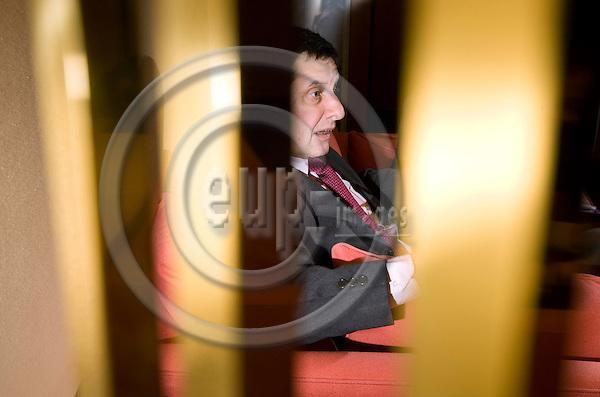 BRUSSELS - BELGIUM - 29 OCTOBER 2007 -- Jean-Pierre JOUYET, Minster for European Affairs of France. -- PHOTO: JUHA ROININEN / EUP-IMAGES.20071029.HSUL