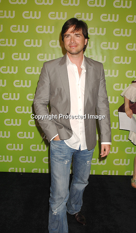 """Gossip Girl"" Cast, Matthew Settle..arriving for The CW Upfront on May 17, 2007 at Madison Square Garden. ..Robin Platzer, Twin Images......212-935-0770"