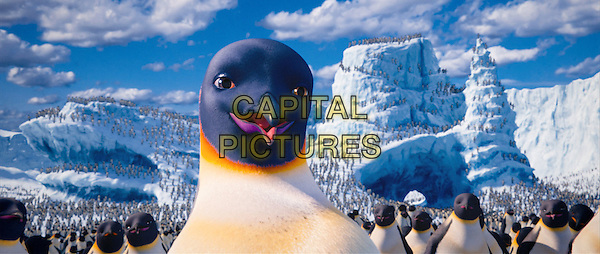 Gloria, voiced by ALECIA MOORE (PINK).in Happy Feet Two .*Filmstill - Editorial Use Only*.CAP/FB.Supplied by Capital Pictures.