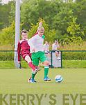 Ben Cooney (Kerry) Josh Quinlivan(Galway)