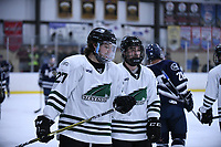 Stevenson men's ice hockey home opener was an action packed 7-1 victory over Lebanon Valley Friday night at Reisterstown Sportsplex.