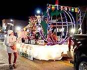 2018 Gentry Christmas Parade