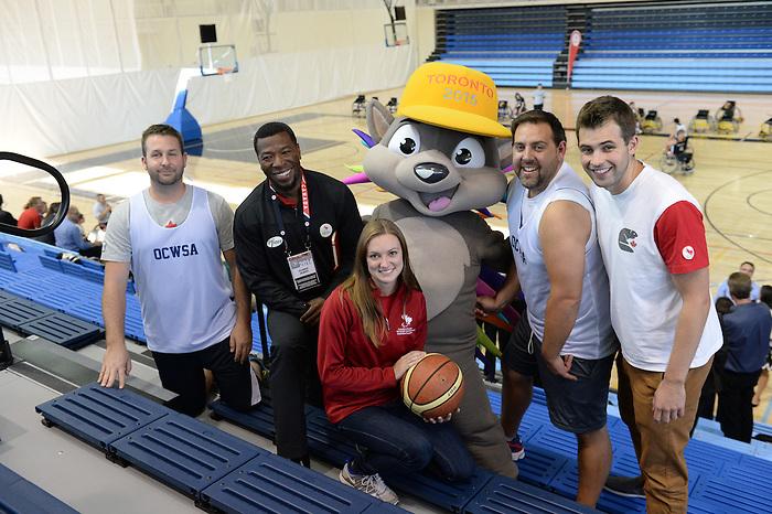 (TORONTO, ON) Sept 18, 2014 - Toronto Pan Am Sports Centre - Tour & Event.