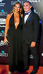 Sergio Scariolo and Blanca Ares attend Photocall previous to Starlite Gala 2019. August 11, 2019. (ALTERPHOTOS/Francis González)