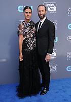 11 January 2018 - Santa Monica, California - AMria Dieguez, Joseph Finnes. 23rd Annual Critics' Choice Awards held at Barker Hangar. <br /> CAP/ADM/BT<br /> &copy;BT/ADM/Capital Pictures