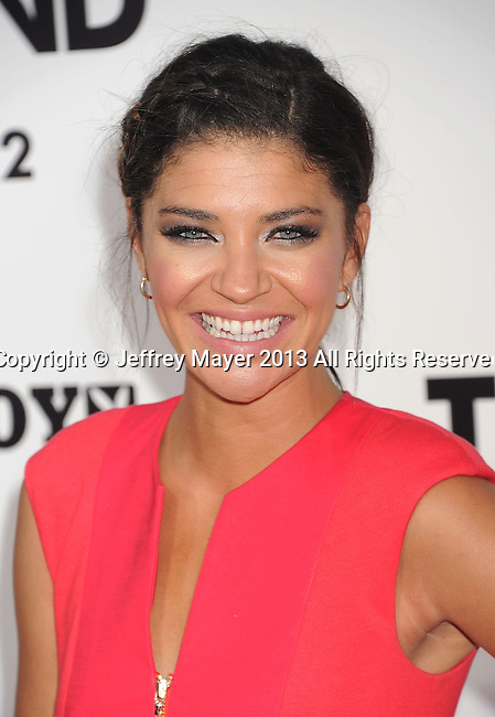 WESTWOOD, CA- JUNE 03: Actress Jessica Szohr arrives at the 'This Is The End' - Los Angeles Premiere at Regency Village Theatre on June 3, 2013 in Westwood, California.WESTWOOD, CA- JUNE 03: Actress Jessica Szohr arrives at the 'This Is The End' - Los Angeles Premiere at Regency Village Theatre on June 3, 2013 in Westwood, California.