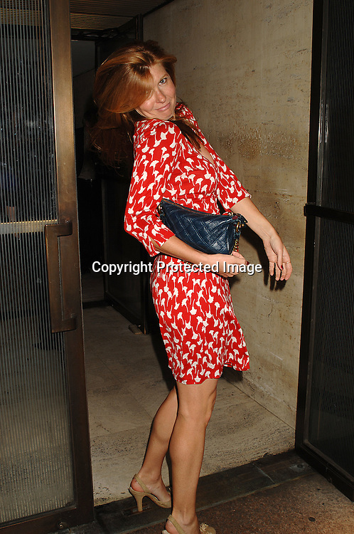 Connie Britton..arriving at The William Morris Party to celebrate the Network Upfront Week on May 14, 2007 at The Four Seasons Restaurant. ..Robin Platzer, Twin Images........212-935-0770