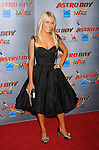 "HOLLYWOOD, CA. - October 19: Gretchen Rossi arrives at the ""Astro Boy"" Los Angeles premiere at Grauman's Chinese Theatre on October 19, 2009 in Los Angeles, California."