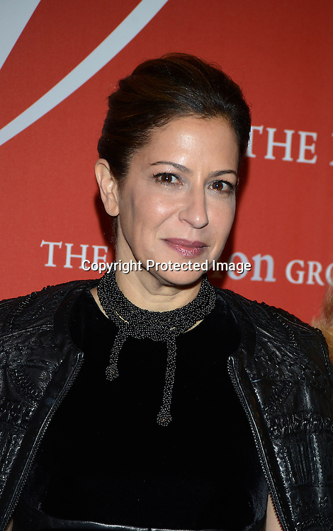 Deborah Needleman attends the Fashion Group International's Night of Stars Gala on October 22, 2013 at Cipriani Wall Street in New York City.