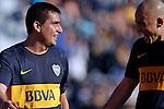 Boca Junior Vencio  2x1 a Atletico Rafaela en el torneo apertura del futbol argentino,