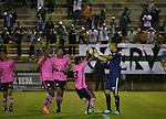 Boyacá Chicó igualó 1-1 como local ante Atlético Nacional. Fecha 8 Liga Águila II-2016.