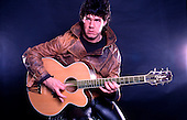 Dec 1982: GARY MOORE photosession in London