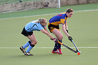 Upminster HC Ladies vs Maidstone HC Ladies 10-01-15