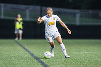 Allston, MA - Wednesday Sept. 07, 2016: Jaelene Hinkle during a regular season National Women's Soccer League (NWSL) match between the Boston Breakers and the Western New York Flash at Jordan Field.