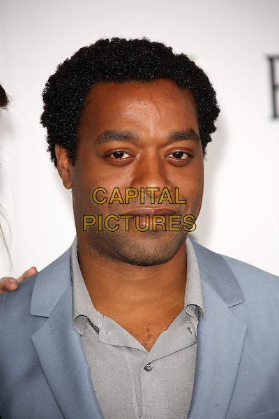 SANTA MONICA, CA - March 01: Chiwetel Ejiofor at the 2014 Film Independent Spirit Awards Arrivals, Santa Monica Beach, Santa Monica,  March 01, 2014. Credit: Janice Ogata/MediaPunch<br /> CAP/MPI/JO<br /> &copy;JO/MPI/Capital Pictures