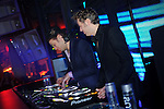 Electronic Music powers houses, The EC Twins and Kaskade perform at the newly opened Marquee Nightclub Las Vegas, inside the Cosmopolitan of Las Vegas, January 1, 2011 © Al Powers / RETNA ltd
