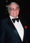 Ernest Borgnine pictured in New York City in 1985.