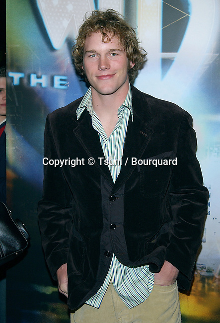 """Chritopher Pratt (Everwood) arriving at """"The WB 2003 Winter TCA Tour Party"""" at Hollywood and Highland in Los Angeles, Ca. Saturday, Jan. 11, 2003            -            PrattChristopher_Everw215.jpg"""