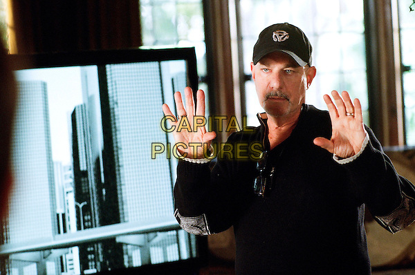 Director ROB COHEN.on the set of Alex Cross (2012) .*Filmstill - Editorial Use Only*.CAP/FB.Supplied by Capital Pictures.