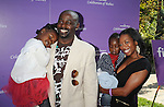 LOS ANGELES, CA. - November 07: Alimi Ballard and family arrives at the March of Dimes 4th Annual Celebration of Babies at the Four Seasons Hotel on November 7, 2009 in Los Angeles, California.