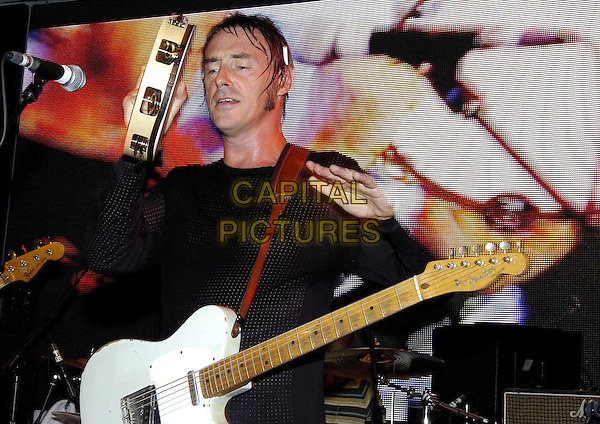 PAUL WELLER.The Former Jam & Style Council frontman performs live at HMV in Oxford Street to celebrate the release of his new album Fly On The Wall.www.capitalpictures.com.sales@capitalpictures.com.©Capital Pictures.music