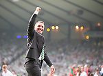 19.05.2018 Scottish Cup Final Celtic v Motherwell: Brendan Rodgers