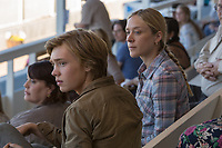 Lean on Pete (2017)<br /> Chloe Sevigny &amp; Charlie Plummer<br /> *Filmstill - Editorial Use Only*<br /> CAP/MFS<br /> Image supplied by Capital Pictures