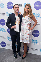 Designer Ion Fiz and Model Carla Goyanes attends to the presentation of 'Nancy dressed as a bride' (Nancy se viste de novia) in Madrid, Spain October 18, 2017. (ALTERPHOTOS/Borja B.Hojas) /Nortephoto.com