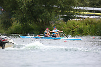 Race: 48  Mx.2x (Band 1)  Heat 1<br /> <br /> Peterborough Summer Regatta 2018 - Sunday<br /> <br /> To purchase this photo, or to see pricing information for Prints and Downloads, click the blue 'Add to Cart' button at the top-right of the page.