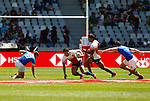 Naoki Motomura, Second day at Cape Town 7s for HSBC World Rugby Sevens Series 2018, Cape Town, South Africa - Photos Martin Seras Lima