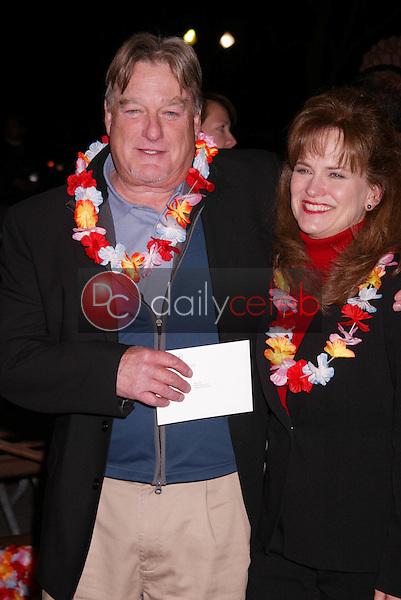 Blake Clarke and wife Sharon