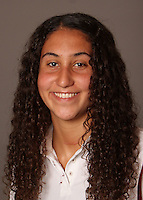 STANFORD, CA - SEPTEMBER 10:  Andrea Murez of the Stanford Cardinal during women's swimming picture day on September 10, 2009 in Stanford, California.