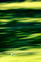 Ball on lip in action during the first round of the Afrasia Bank Mauritius Open played at Heritage Golf Club, Domaine Bel Ombre, Mauritius. 30/11/2017.<br /> Picture: Golffile | Phil Inglis<br /> <br /> <br /> All photo usage must carry mandatory copyright credit (&copy; Golffile | Phil Inglis)