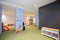 Playroom at 21 West 86th Street