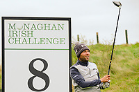 Neil O'Briain (IRL) during the final round of the Monaghan Irish Challenge, Concra Wood, Monaghan, Ireland. 7-10-2018.<br /> Picture Fran Caffrey / Golffile.ie<br /> <br /> All photo usage must carry mandatory copyright credit (&copy; Golffile | Fran Caffrey)