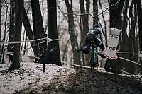 Thomas Joseph (BEL/U23)<br /> <br /> U23 Men's Race<br /> CX Vlaamse Druivencross Overijse 2017